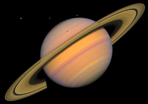 gallery of the planet saturn - photo #39